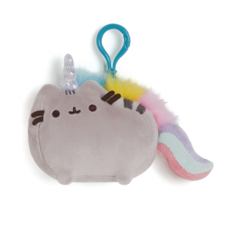 Pusheen Backpack Clip - Pusheenicorn