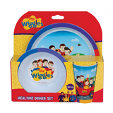 The Wiggles 3 piece Dinner Set