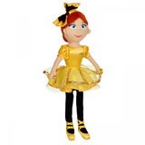 The Wiggles Poseable Emma Ballerina Doll 35cm