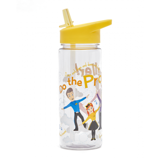The Wiggles Drink Bottle- Do the Propeller
