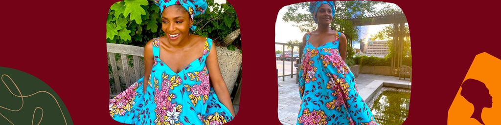 [New Dress] Greetings from Zamunda, an ode to Coming To America