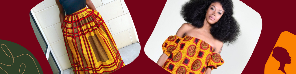 5 Spring fashion trends with African Prints in 2021