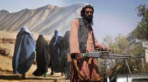 An Image of the Taliban in Afganistan