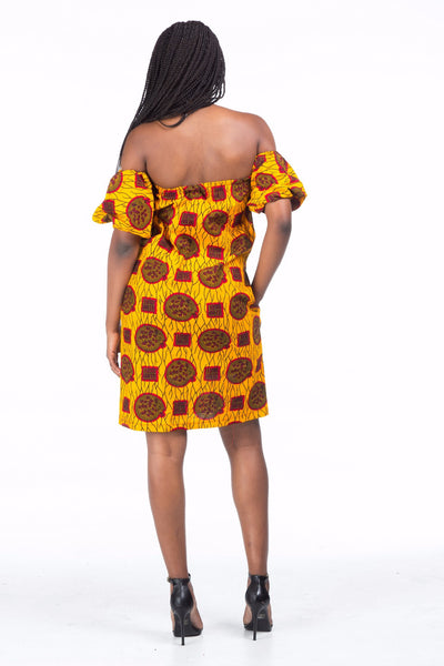 Bukky Shift Dress