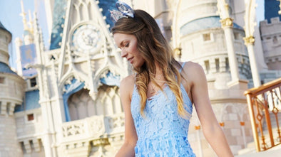 #OOTD | Glass Slipper Disneybound Details.