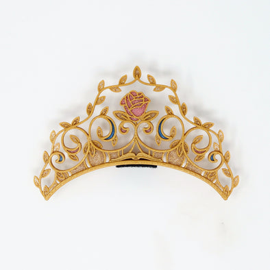 **NEW! Enchanted Rose Tiara