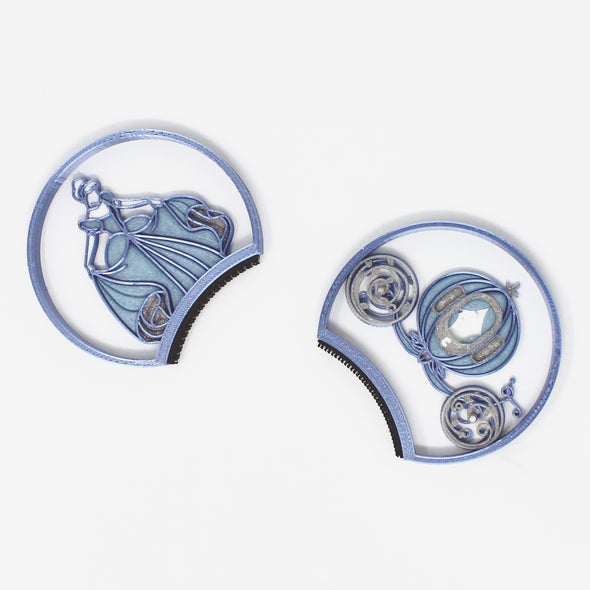 Glass Slipper Interchangeable Ears