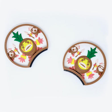 **NEW! Kakamora Coconuts Interchangeable Ears