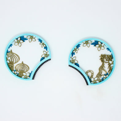 **NEW! Jade Princess Interchangeable Ears
