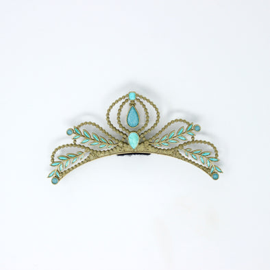 Interchangeable Jade Princess Tiara