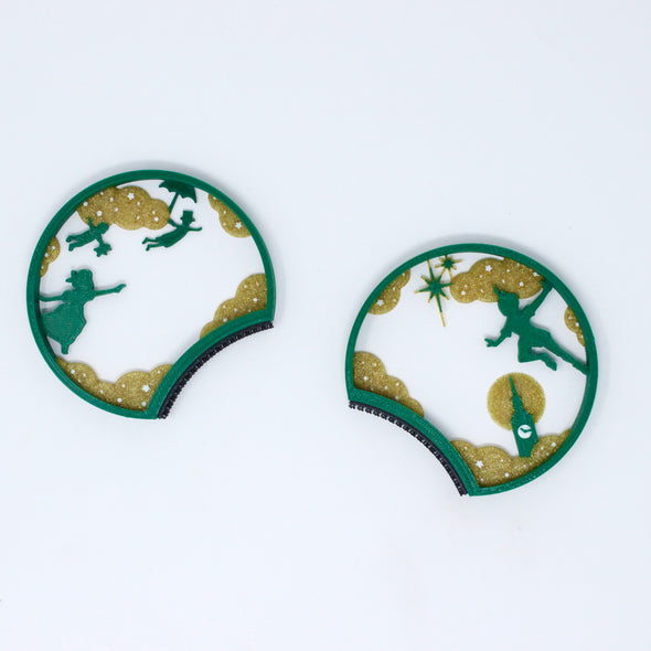 Off to Neverland Interchangeable Ears