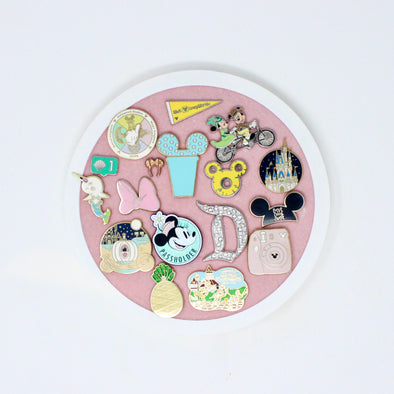**NEW! Circle Pin Board