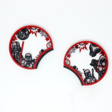 **NEW! The Dark Side Interchangeable Ears