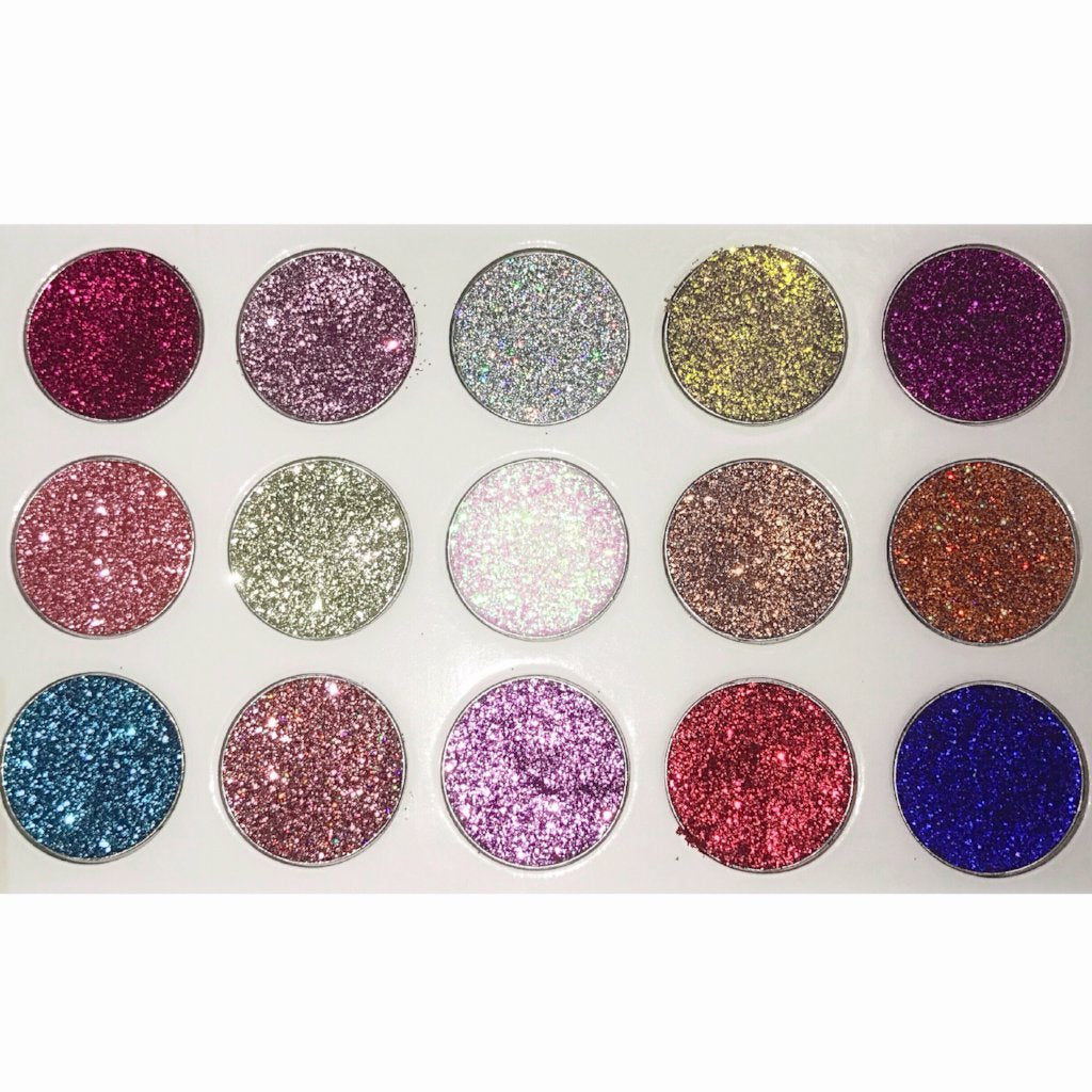 CRUSHED DIAMONDS PALETTE