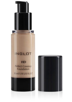 Inglot - HD Perfect Coverup Foundation
