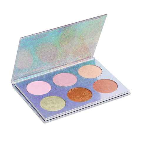 Cleof Cosmetics Go For Glow Highlighter Palette