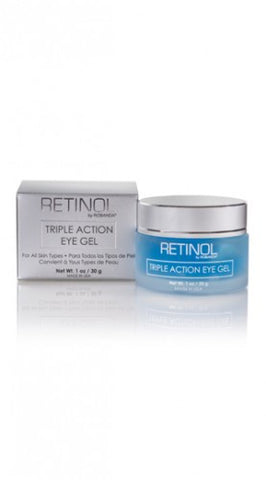 Retinol by Robanda - Triple Action Eye Gel