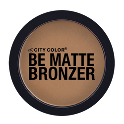 City Color - Be Matte Bronzer