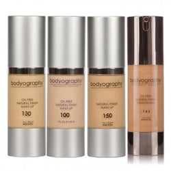 Bodyography - Natural Finish Foundation