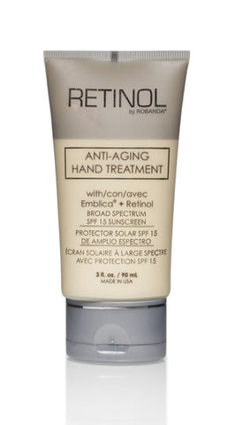 Robanda - Anti Aging Hand Treatment