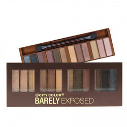 City Color - Barely Exposed Eye Shadow Palette