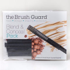 The Brush Guard - Blend and Conceal (Graphite)