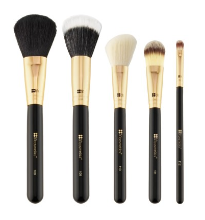 BH Cosmetics - Face Essential Brush Set