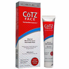 CoTZ - FACE, for Natural Skin Tones, SPF 40