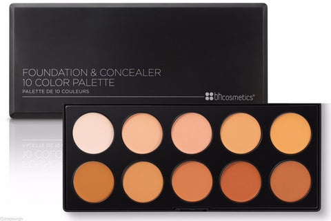 BH Cosmetics - Foundation and Concealer