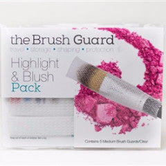 The Brush Guard - Highlight and Blush