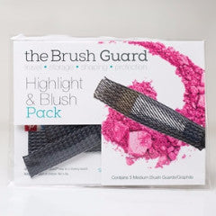 The Brush Guard - Highlight and Blush (Graphite)
