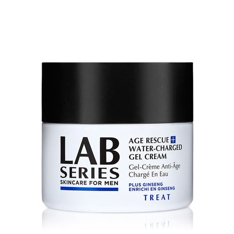 Lab Series Skin Care For Men AGE RESCUE+  WATER-CHARGED GEL CREAM