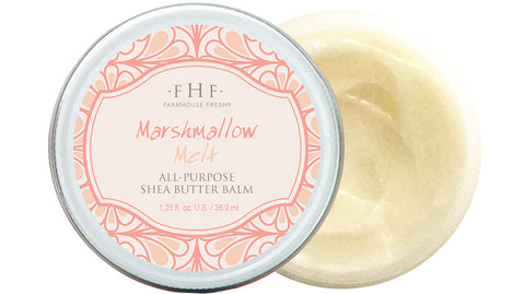 Farmhouse Fresh All-Purpose Shea Butter Balm Marshmallow Melt