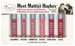 TheBalm - Meet Matt(e) Hughes Mini Liquid Lipstick Set