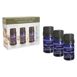 SpaRoom - Essential Oils Signature Blends Sensory Pack