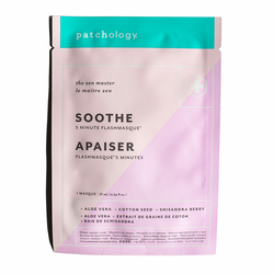 Patchology FlashMasque® Soothe 5 Minute Sheet Mask (Single Mask)