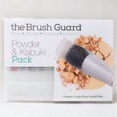 The Brush Guard - Kabuki and Powder