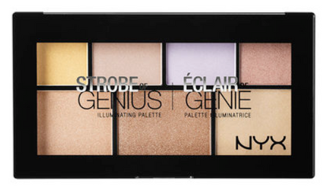 NYX - Strobe of Genius Illuminating Palette