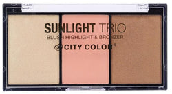 City Color - Sunlight Trio