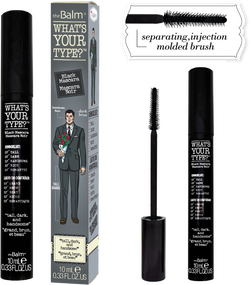"TheBalm - What's Your Type Mascara ""Tall, Dark, and Handsome"""
