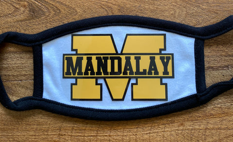 MANDALAY KIDS MASK