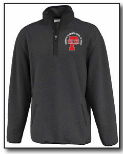 PMS FACULTY 2020 - 1/4 ZIP SHERPA FLEECE