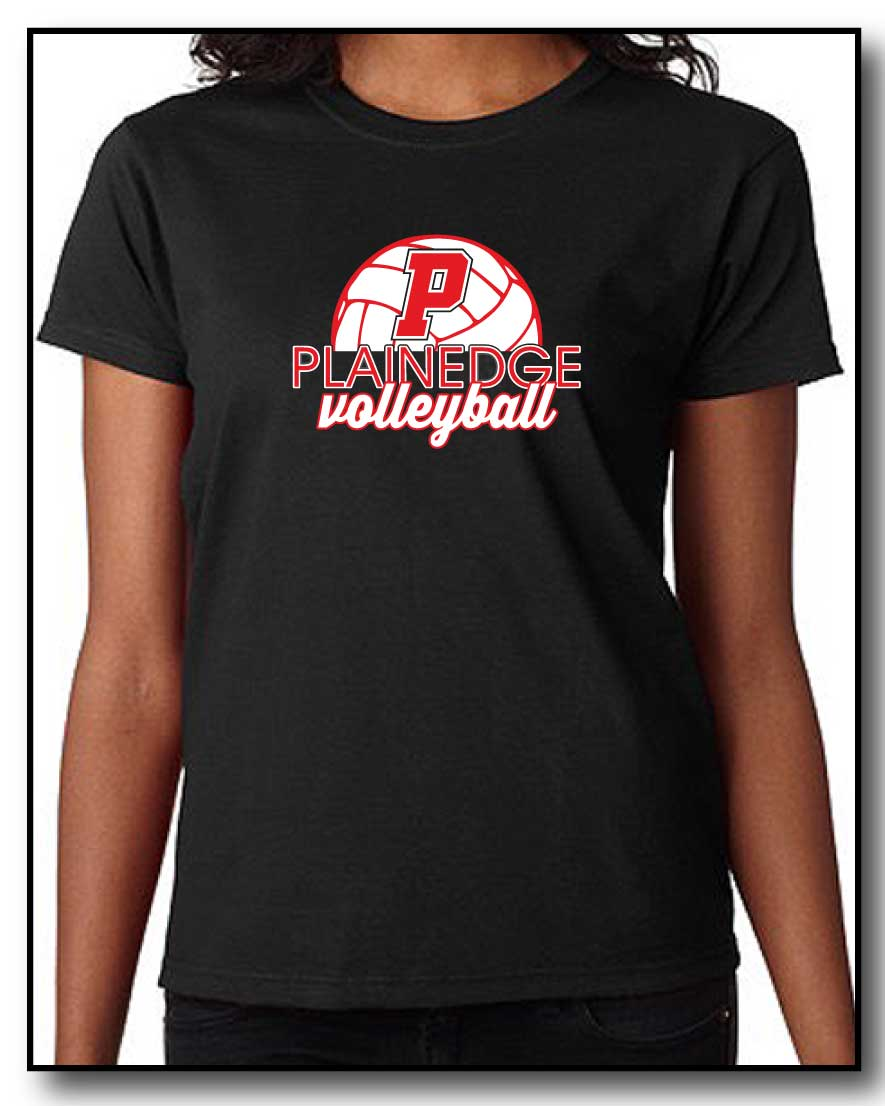 VOLLEYBALL SHORT SLEEVE TEE SHIRT