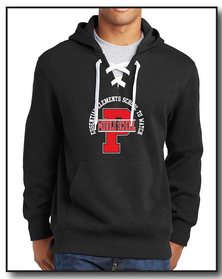 PMS FACULTY 2020 HOCKEY HOODIE