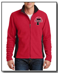 PMS FACULTY 2020 FULL ZIP FLEECE