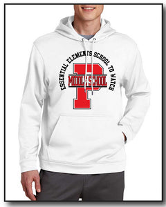 PMS FACULTY 2020-WHITE HOODIE