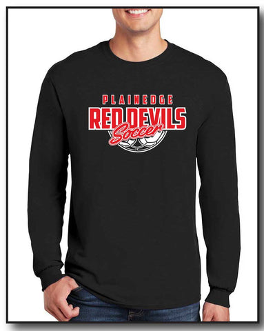 HS SOCCER PLAINEDGE - CREW NECK SWEATSHIRT