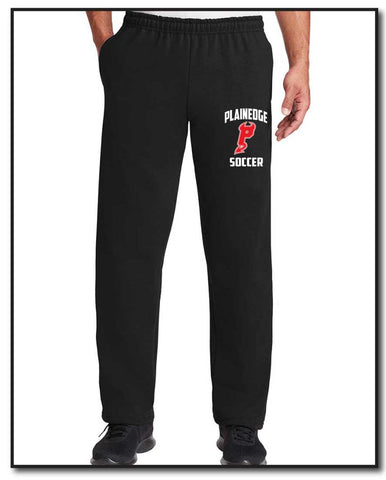 HS SOCCER PLAINEDGE- LOOSE SWEATPANTS
