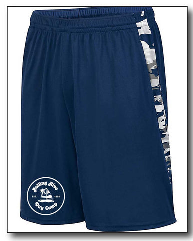 OG lax Shorts- RR Day Camp