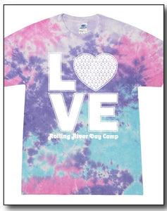 Tie-Dye Cotton Candy